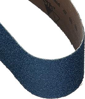 Pack of 25 Aluminum Oxide 36 X-Weight Brown 3M 25661-case Cloth Belt 341D 4 x 132