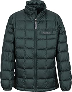 Marmot Boys' Ajax Down Puffer Jacket, Fill Power 600