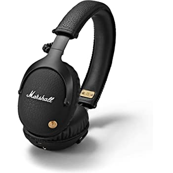 Marshall Monitor Bluetooth Casque Audio sans fil - Noir
