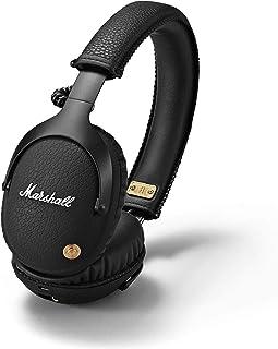 Marshall 马歇尔 Monitor Bluetooth蓝牙耳机 黑色