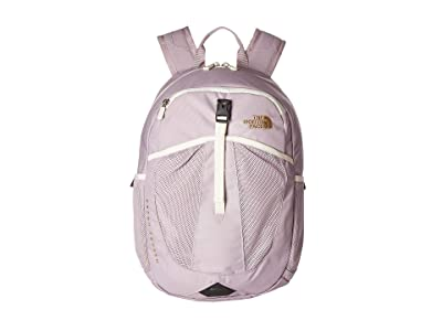 The North Face Recon Squash (Little Kids/Big Kids) (Ashen Purple/Vintage White) Backpack Bags
