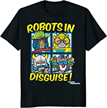 Transformers Robots In Goofy Disguises Humorous T-Shirt