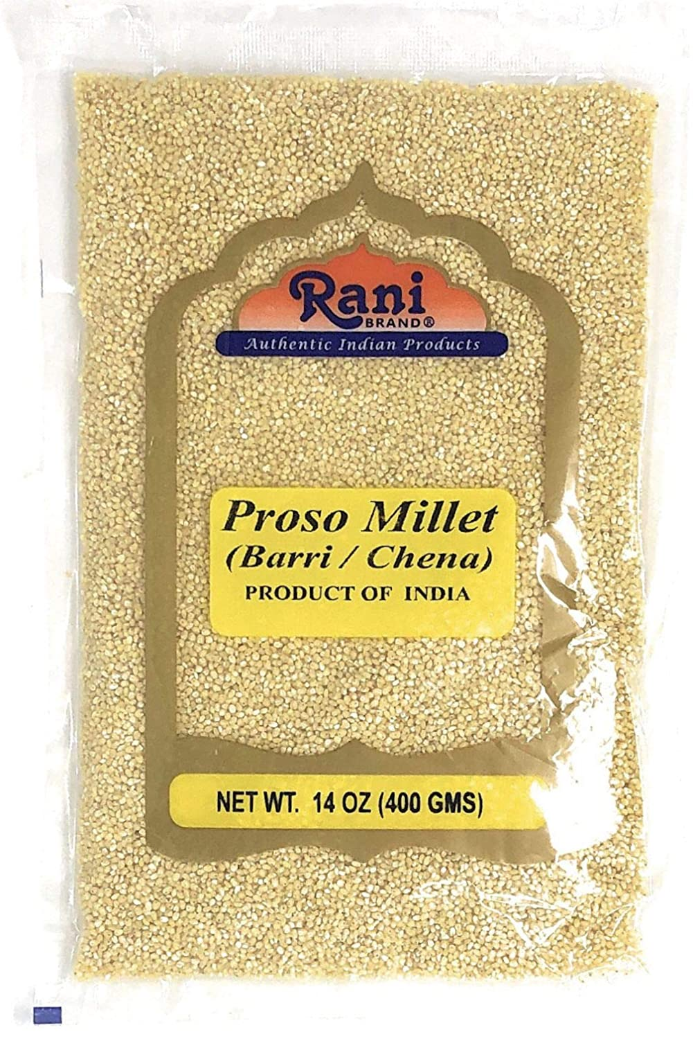 excellence Rani Proso Millet Panicum Millaceum Seeds Ancient Whole Grain Indefinitely