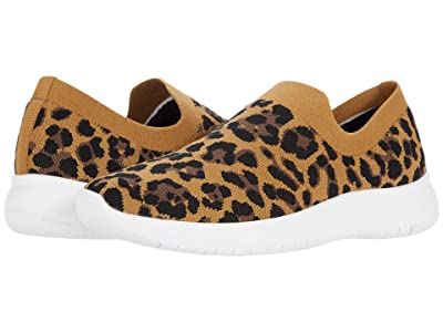 Blondo Karen Waterproof Knit Sneaker (Leopard) Women