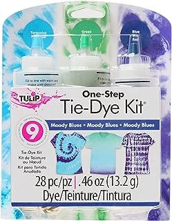 Tulip 31665 One Step Kit: Moody Blue Tie Dye