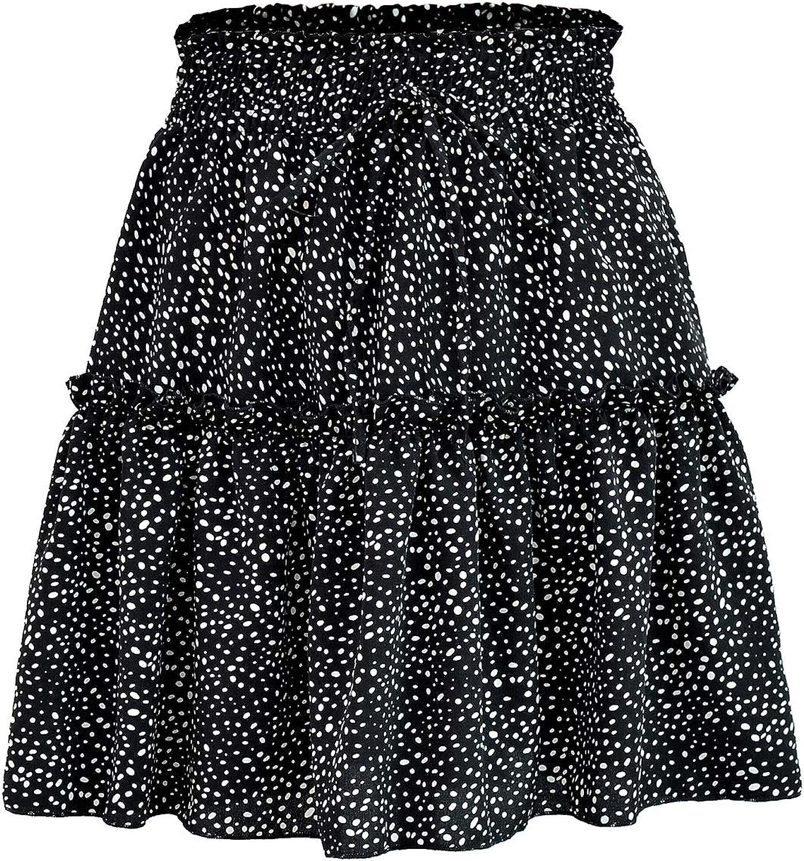 Black Tie Dye Fox Womens Free Fallin Convertible Skirt