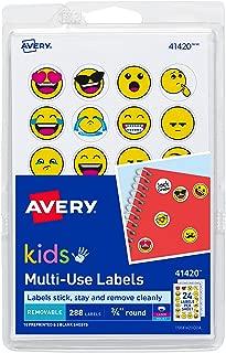 Best avery emoji template Reviews