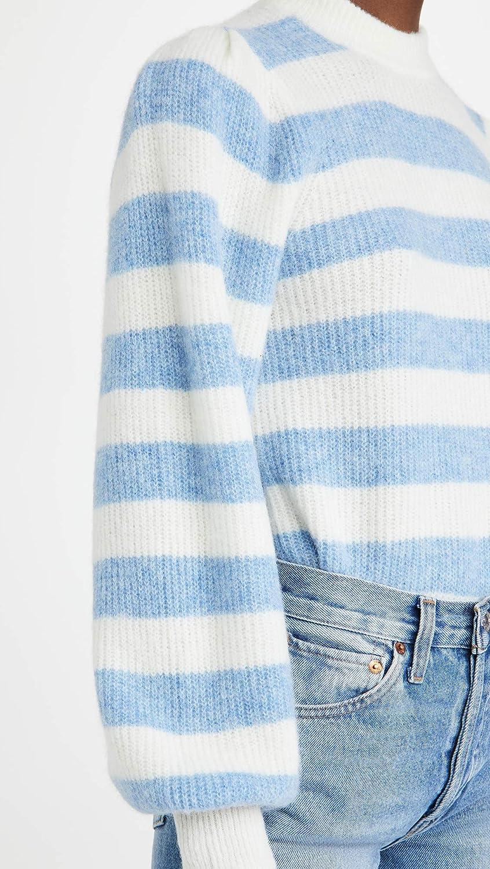 Ganni Women's Soft Wool Knit Pullover