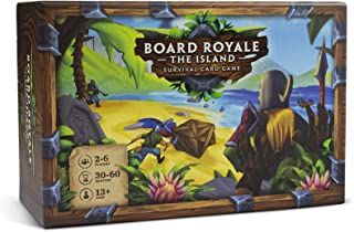 Board Royale - The Island - Base Game