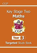 KS2 Maths Targeted Study Book - Year 3
