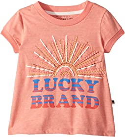 Lucky Brand Kids Maisie Tee (Toddler)
