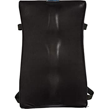 SlouchBeGone Back Support Cushion for Back Pain Relief, Upper and Lower Back Support.