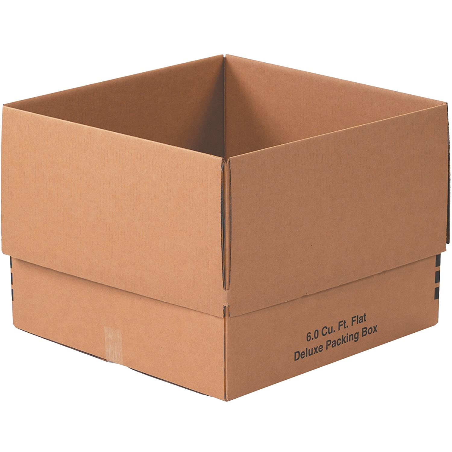 Now on sale free shipping Aviditi Recyclable Corrugated Cardboard Deluxe x 24 L Boxes 24