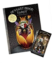 Deviant Moon Tarot Hardcover Book and Card Bundle