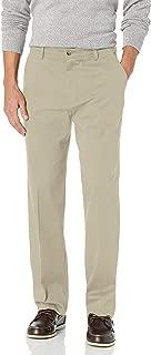 Men's Classic Fit Easy Khaki Pants