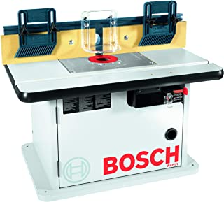 router table parts list
