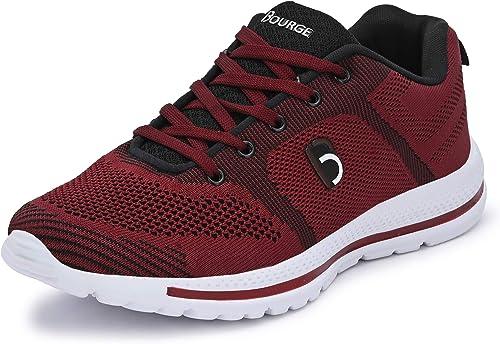 Bourge Men's Loire-7 Running Shoes