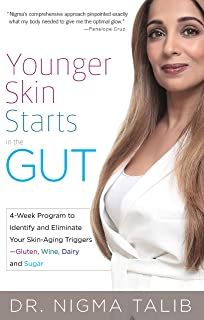 healthy skin starts in the gut