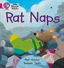 Rat Naps: Band 01B/Pink B (Collins Big Cat Phonics) (English Edition)