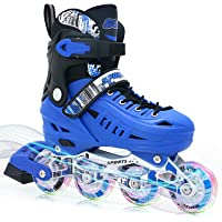 Deals on BAND Dream Taiji Childrens Adjustable Inline Skates
