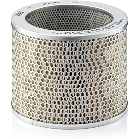 Original Mann Filter Luftfilter C 26 240 Für Nutzfahrzeuge Auto