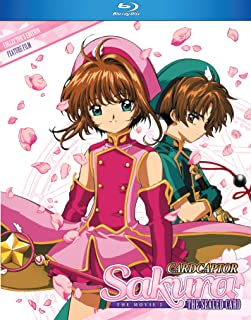 Cardcaptor Sakura Movie 2: The Sealed Card [Blu-ray]