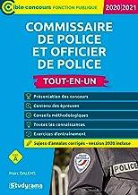 Livres Commissaire de police et officier de police : Tout-en-un PDF