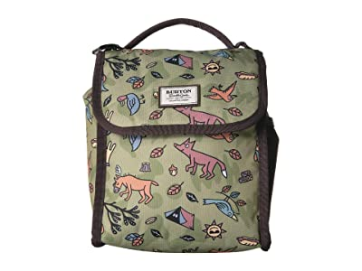 Burton Lunch Sack (Campsite Critters Print) Bags