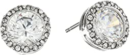 LAUREN Ralph Lauren - Halo Crystal Stud Earrings