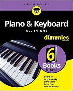 Piano & Keyboard All-in-One For Dummies (For Dummies...