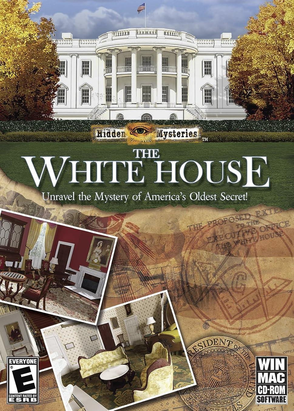 農学バージン素朴なHidden Mysteries: White House (輸入版)
