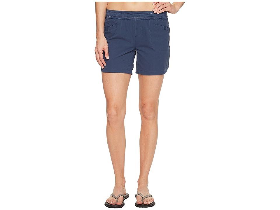 Mountain Hardwear Right Bank Scrambler Shorts (Zinc) Women