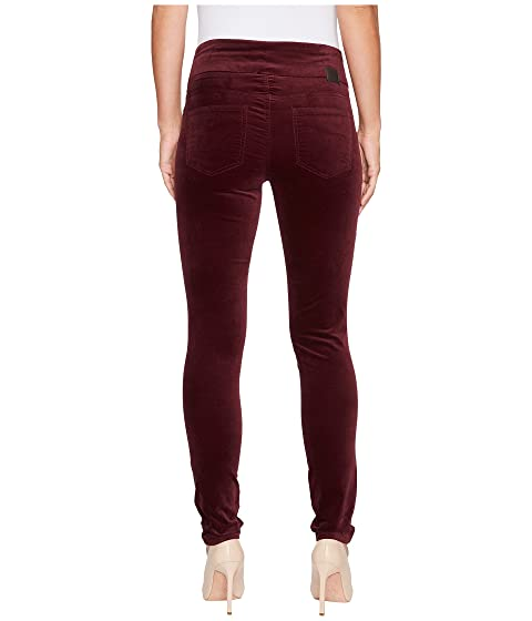 Touch Velveteen Soft Nora Pull Jag Jeans On in Skinny 4Bqx08Yw