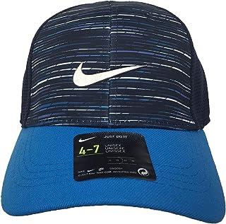 Nike Boy`s Sport Essential Snapback Cap (Light Photo Blue(B68)/