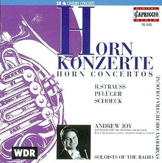 strauss horn concerto no 2