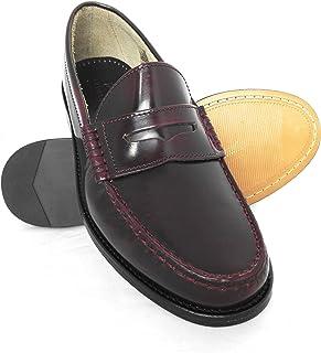 6874f251 Zerimar Mocasines Clásicos Piel Natural Premium   Zapatos Hombre Piel    Zapatos Mocasines Hombre   Mocasines