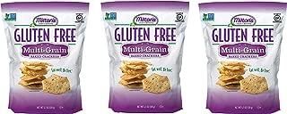 Milton's Gluten Free Crackers (Multi-Grain). Multi-Grain Gluten-Free Baked Crackers (Pack of 3, 4.5 ounce).
