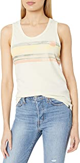 Women's Scenic Stripes Scoop Neck Tank Top