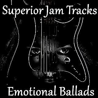 Flight Guitar Backing Track in B Minor Rock Ballad