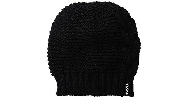 KAVU Fern Headwear Black One Size KAVU-Outdoors 1048