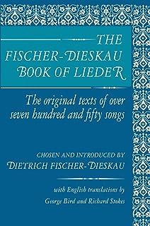 Fischer-Dieskau Book of Lieder: Original Texts of 750 Songs in German