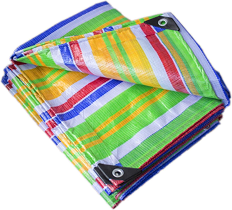 DONGYUER Outdoor Tarpaulin Sunscreen Thicken Tarpaulin Plastic Rain Tuch Regendich Canopy Tarpaulin Waterproof Shade Tuch Isolierung Punch,3  5m B07MZ3HS3K  Sehr gute Klassifizierung