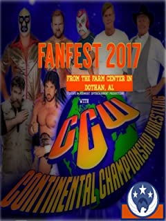 Continental Wrestling Fanfest 2017