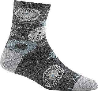 Darn Tough Floral Shorty Light Sock - Women's