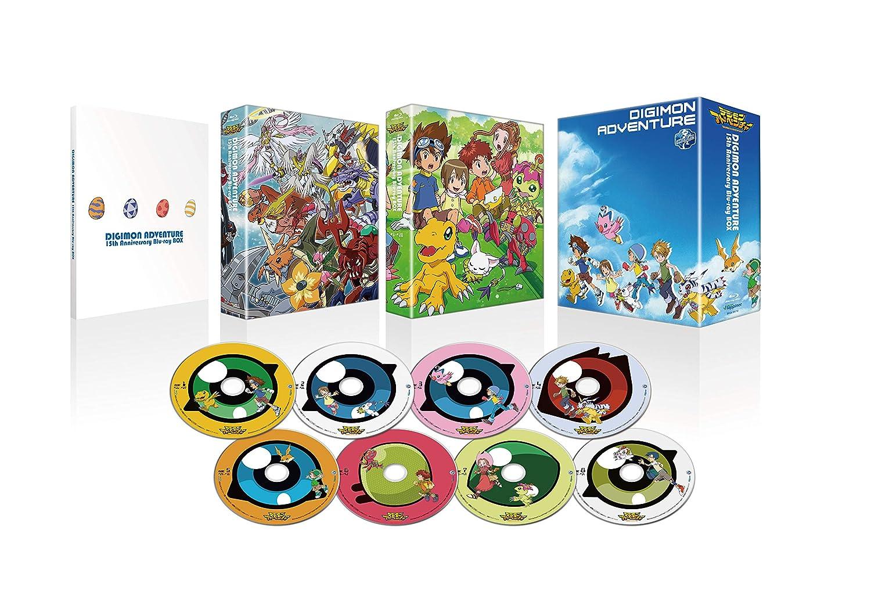 Fujita Toshiko - Digimon Adventure 15Th Anniversary Box (8 [Edizione: Giappone] [Italia]