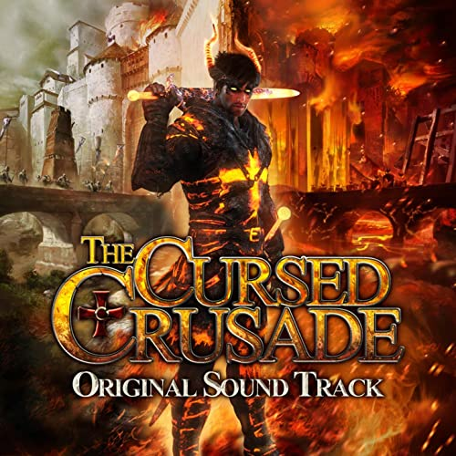 The Cursed Crusade (Original Game Soundtrack) by Markus