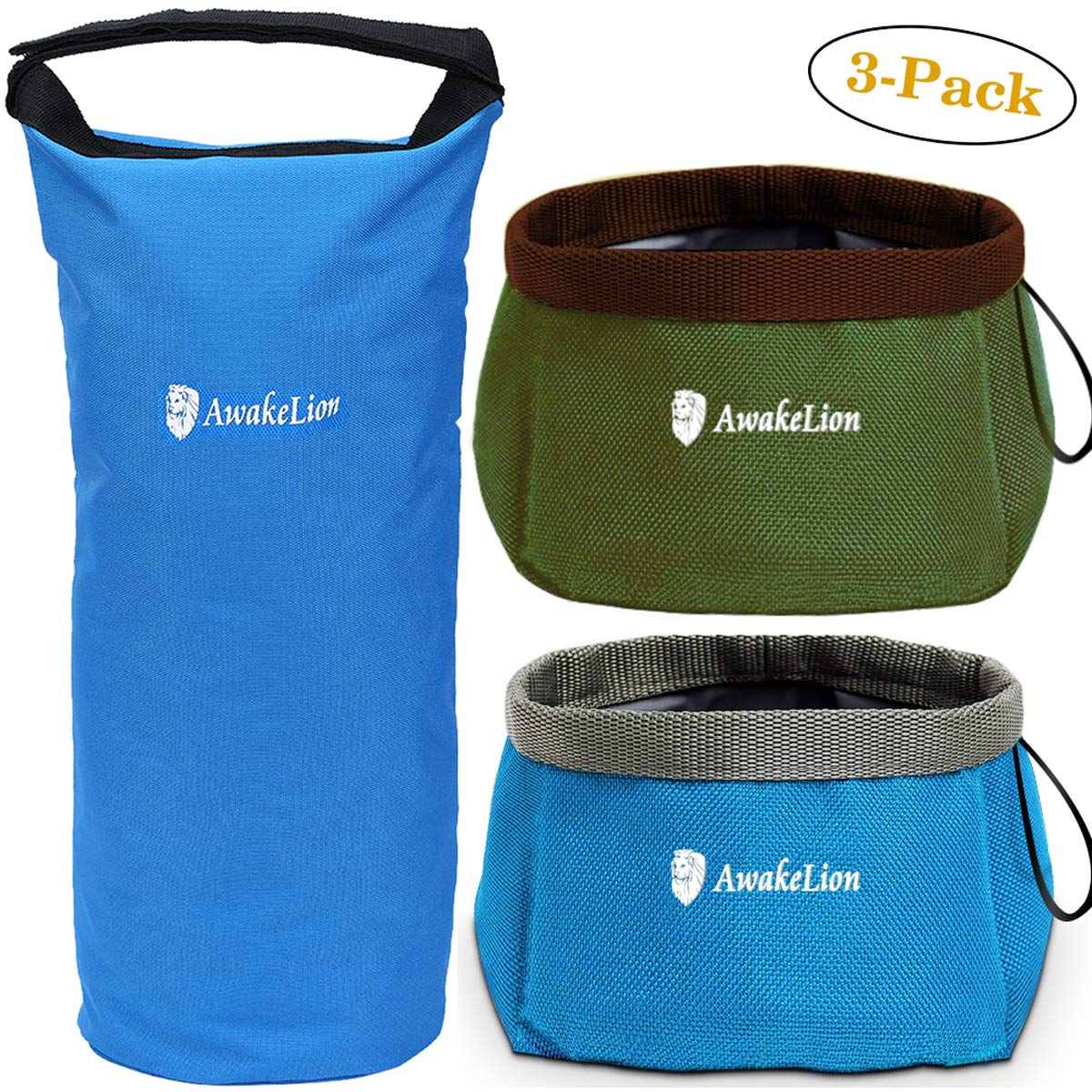 Awakelion Collapsible Portable Carrier Perfect