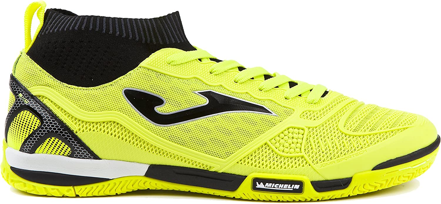Joma Soccer Indoor Tactical shoes TACTS_811 Fluo Calcetto Scarpa