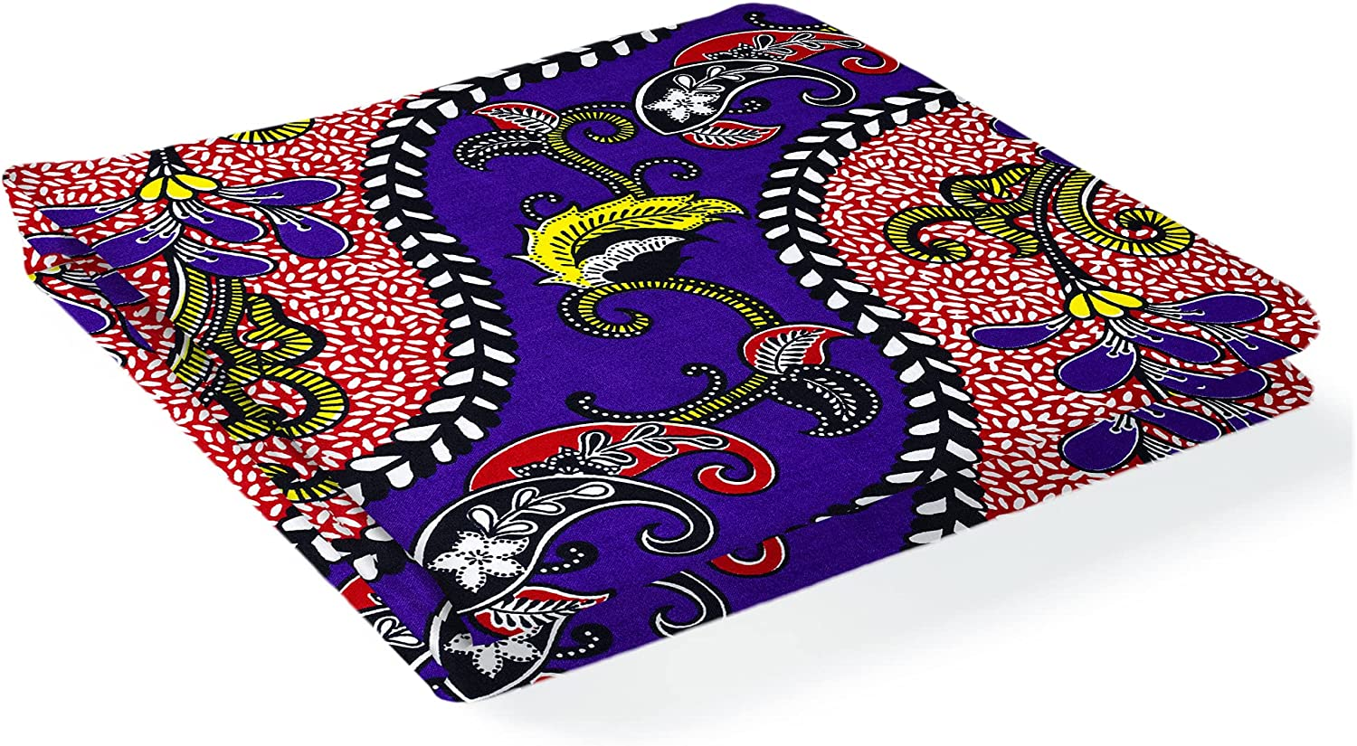 Ratti Japan's largest assortment - Premium Purple Max 70% OFF Wax Fabric Italy 100% in Tradition Made