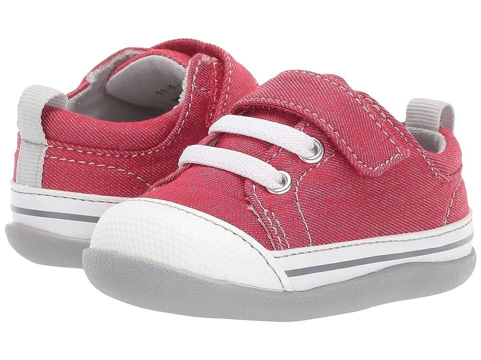 See Kai Run Kids Stevie II (Infant/Toddler) (Red/Grey) Boy
